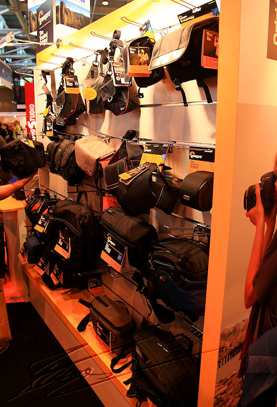 reportage paris 26h salon photo porte de versaille Appareil photo Lowepro sac sacoche