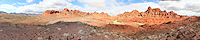 reportage 2013 usa USA Amérique america murika US Nevada désert vallée du feu valley of fire red rock roche rouge couleur color landscape paysage pano panorama